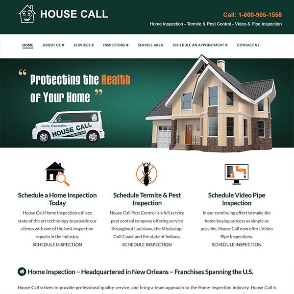 Website Design Portfolio 8