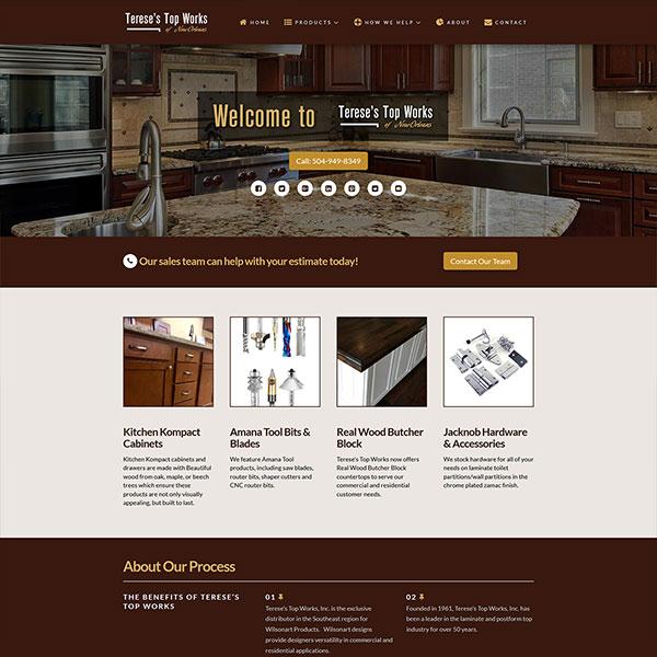 Website Design Portfolio 3