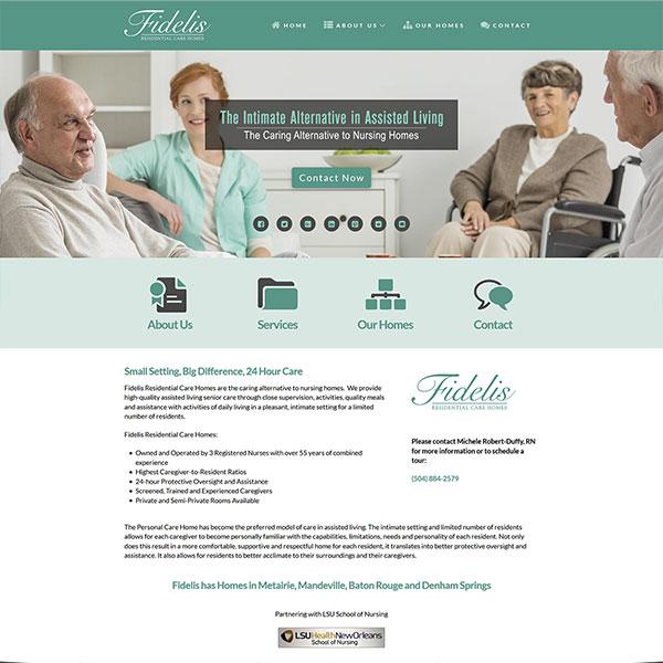 Website Design Portfolio 7