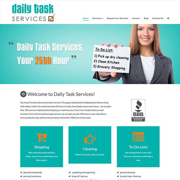 Website Design Portfolio 5
